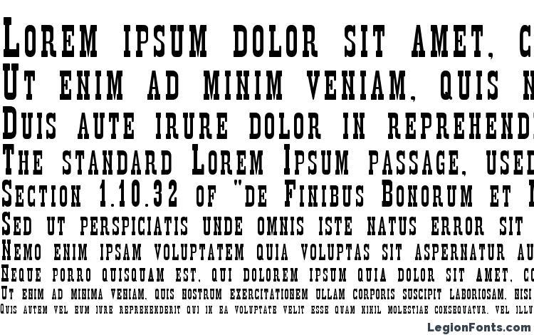 specimens Decree Narrow font, sample Decree Narrow font, an example of writing Decree Narrow font, review Decree Narrow font, preview Decree Narrow font, Decree Narrow font