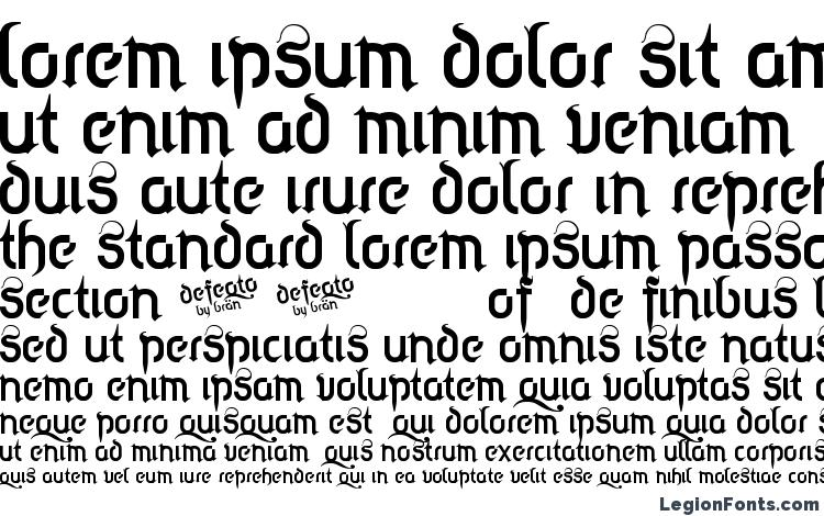 specimens defeqto font, sample defeqto font, an example of writing defeqto font, review defeqto font, preview defeqto font, defeqto font