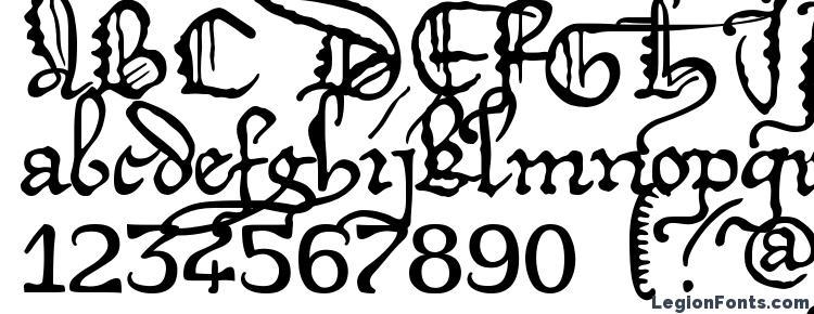 глифы шрифта Deigratia, символы шрифта Deigratia, символьная карта шрифта Deigratia, предварительный просмотр шрифта Deigratia, алфавит шрифта Deigratia, шрифт Deigratia