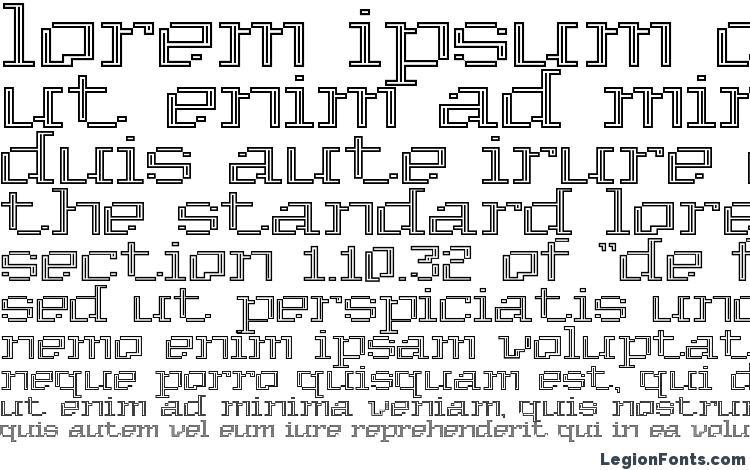 specimens Deko font, sample Deko font, an example of writing Deko font, review Deko font, preview Deko font, Deko font