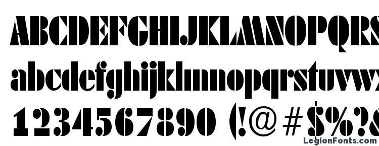 глифы шрифта DekoBlackCondSerial Regular, символы шрифта DekoBlackCondSerial Regular, символьная карта шрифта DekoBlackCondSerial Regular, предварительный просмотр шрифта DekoBlackCondSerial Regular, алфавит шрифта DekoBlackCondSerial Regular, шрифт DekoBlackCondSerial Regular