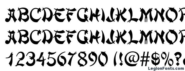 glyphs Deng Thick font, сharacters Deng Thick font, symbols Deng Thick font, character map Deng Thick font, preview Deng Thick font, abc Deng Thick font, Deng Thick font
