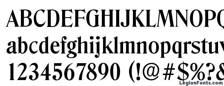 глифы шрифта DenverSerial Bold, символы шрифта DenverSerial Bold, символьная карта шрифта DenverSerial Bold, предварительный просмотр шрифта DenverSerial Bold, алфавит шрифта DenverSerial Bold, шрифт DenverSerial Bold