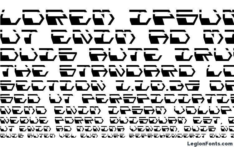 образцы шрифта Deranian Laser, образец шрифта Deranian Laser, пример написания шрифта Deranian Laser, просмотр шрифта Deranian Laser, предосмотр шрифта Deranian Laser, шрифт Deranian Laser