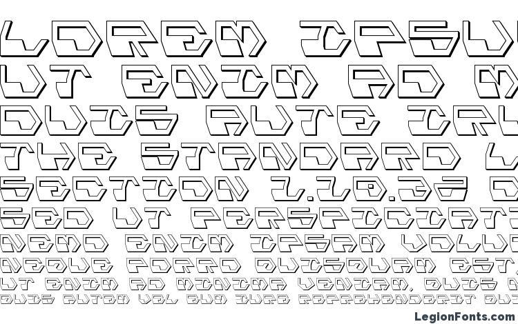 образцы шрифта Deranian Shadow, образец шрифта Deranian Shadow, пример написания шрифта Deranian Shadow, просмотр шрифта Deranian Shadow, предосмотр шрифта Deranian Shadow, шрифт Deranian Shadow