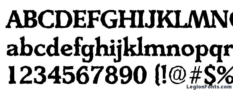 glyphs DerringerAntique Bold font, сharacters DerringerAntique Bold font, symbols DerringerAntique Bold font, character map DerringerAntique Bold font, preview DerringerAntique Bold font, abc DerringerAntique Bold font, DerringerAntique Bold font