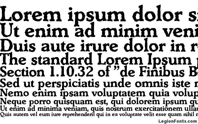 specimens DerringerAntique Bold font, sample DerringerAntique Bold font, an example of writing DerringerAntique Bold font, review DerringerAntique Bold font, preview DerringerAntique Bold font, DerringerAntique Bold font