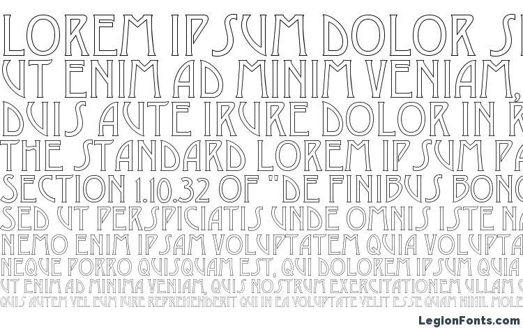 specimens Desdemona font, sample Desdemona font, an example of writing Desdemona font, review Desdemona font, preview Desdemona font, Desdemona font