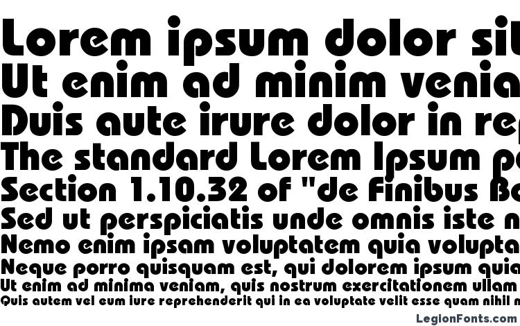 specimens Dessau Heavy Regular font, sample Dessau Heavy Regular font, an example of writing Dessau Heavy Regular font, review Dessau Heavy Regular font, preview Dessau Heavy Regular font, Dessau Heavy Regular font