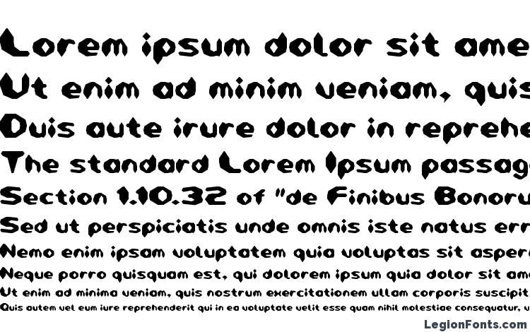 specimens Detonator Condensed font, sample Detonator Condensed font, an example of writing Detonator Condensed font, review Detonator Condensed font, preview Detonator Condensed font, Detonator Condensed font