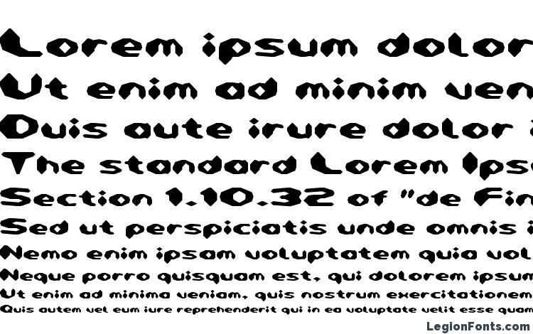 specimens Detonator font, sample Detonator font, an example of writing Detonator font, review Detonator font, preview Detonator font, Detonator font