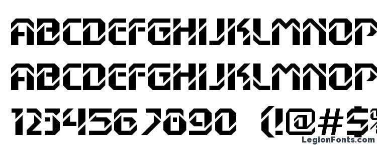 глифы шрифта DexterC, символы шрифта DexterC, символьная карта шрифта DexterC, предварительный просмотр шрифта DexterC, алфавит шрифта DexterC, шрифт DexterC