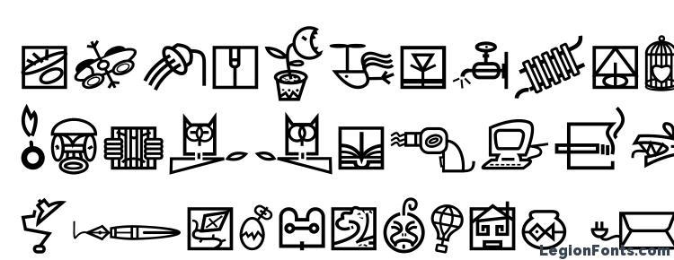 глифы шрифта Dfbeoramaitc, символы шрифта Dfbeoramaitc, символьная карта шрифта Dfbeoramaitc, предварительный просмотр шрифта Dfbeoramaitc, алфавит шрифта Dfbeoramaitc, шрифт Dfbeoramaitc
