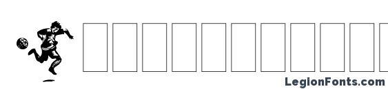 Dfprimitivestwo Font