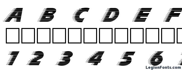 глифы шрифта DG Slipstream, символы шрифта DG Slipstream, символьная карта шрифта DG Slipstream, предварительный просмотр шрифта DG Slipstream, алфавит шрифта DG Slipstream, шрифт DG Slipstream