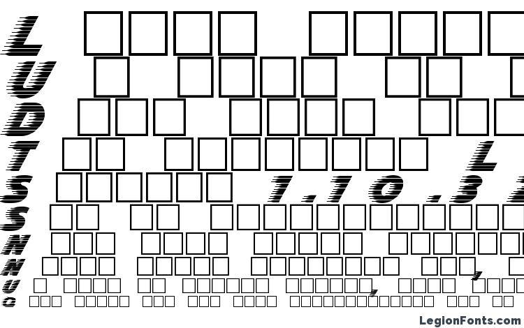 specimens DG Slipstream font, sample DG Slipstream font, an example of writing DG Slipstream font, review DG Slipstream font, preview DG Slipstream font, DG Slipstream font