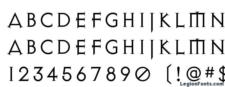 glyphs Diablo Light font, сharacters Diablo Light font, symbols Diablo Light font, character map Diablo Light font, preview Diablo Light font, abc Diablo Light font, Diablo Light font
