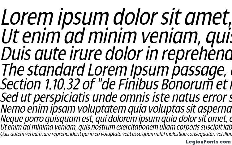 specimens Dialog Cond Italic font, sample Dialog Cond Italic font, an example of writing Dialog Cond Italic font, review Dialog Cond Italic font, preview Dialog Cond Italic font, Dialog Cond Italic font