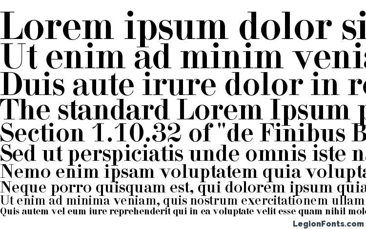 specimens Didonac font, sample Didonac font, an example of writing Didonac font, review Didonac font, preview Didonac font, Didonac font