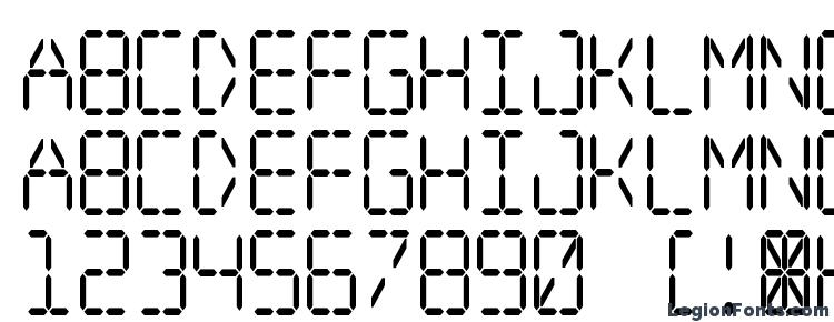 glyphs Digital dream Narrow font, сharacters Digital dream Narrow font, symbols Digital dream Narrow font, character map Digital dream Narrow font, preview Digital dream Narrow font, abc Digital dream Narrow font, Digital dream Narrow font