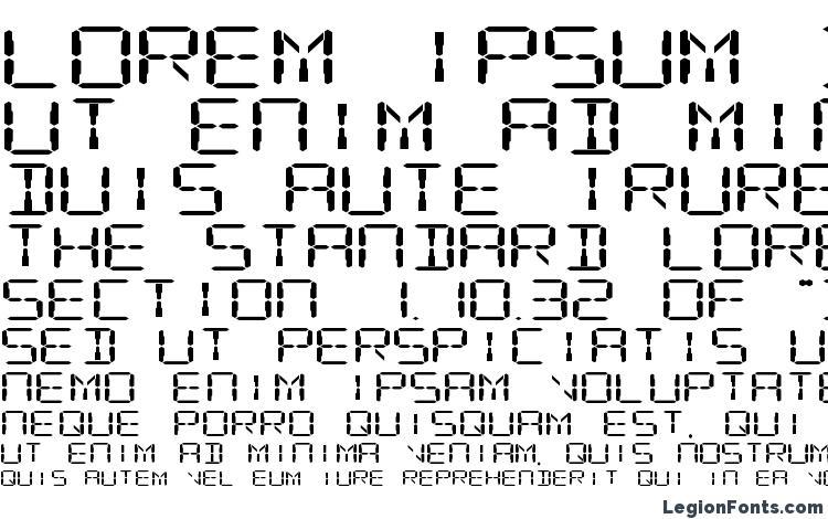 specimens Digital Readout ExpUpright font, sample Digital Readout ExpUpright font, an example of writing Digital Readout ExpUpright font, review Digital Readout ExpUpright font, preview Digital Readout ExpUpright font, Digital Readout ExpUpright font
