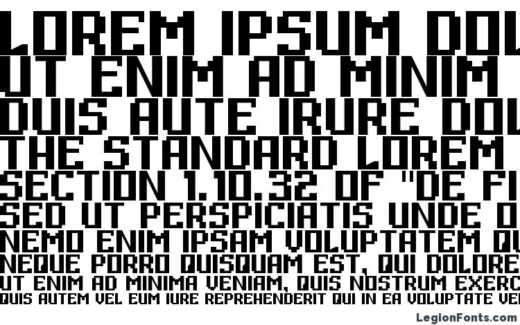 specimens Digital Thin font, sample Digital Thin font, an example of writing Digital Thin font, review Digital Thin font, preview Digital Thin font, Digital Thin font