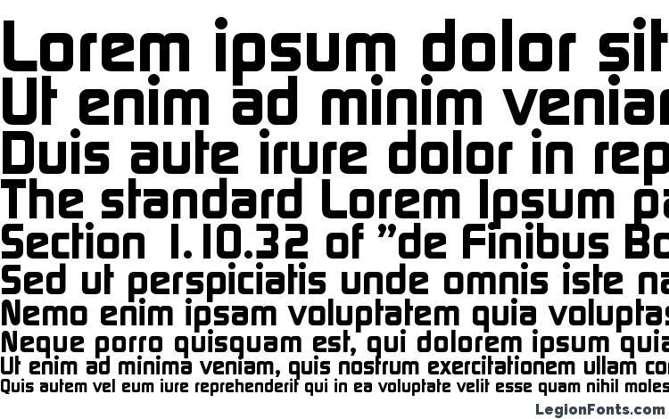 specimens DigitalSerial Xbold Regular font, sample DigitalSerial Xbold Regular font, an example of writing DigitalSerial Xbold Regular font, review DigitalSerial Xbold Regular font, preview DigitalSerial Xbold Regular font, DigitalSerial Xbold Regular font
