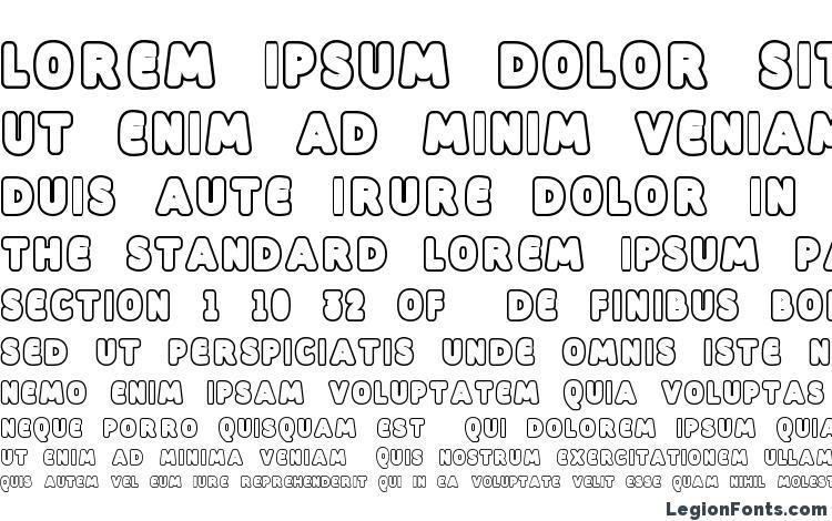 specimens Dill font, sample Dill font, an example of writing Dill font, review Dill font, preview Dill font, Dill font