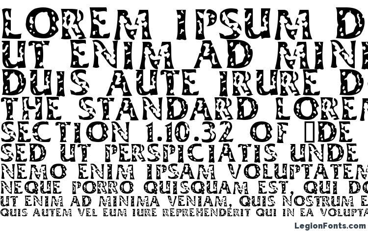 specimens Dimestore Hooker font, sample Dimestore Hooker font, an example of writing Dimestore Hooker font, review Dimestore Hooker font, preview Dimestore Hooker font, Dimestore Hooker font