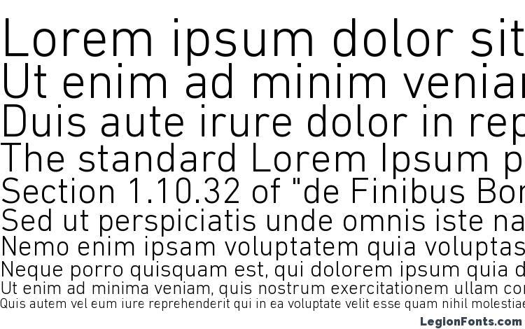 Din Next Light Font Photos - Mentale resonanz methode