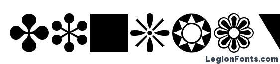 Dingbat Font, Icons Fonts