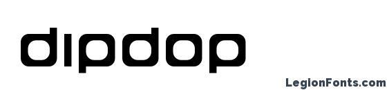 dipdop Font