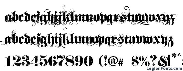 glyphs Dirt2SoulStalker font, сharacters Dirt2SoulStalker font, symbols Dirt2SoulStalker font, character map Dirt2SoulStalker font, preview Dirt2SoulStalker font, abc Dirt2SoulStalker font, Dirt2SoulStalker font