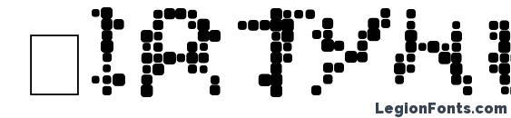 шрифт DirtyHead, бесплатный шрифт DirtyHead, предварительный просмотр шрифта DirtyHead