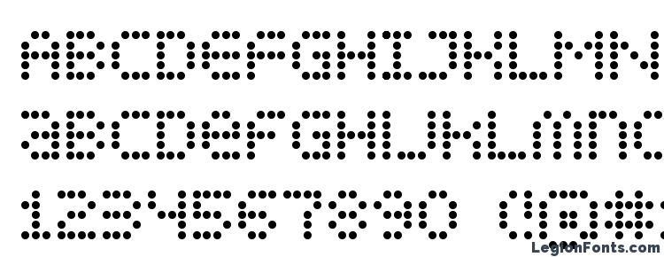 glyphs Display dots font, сharacters Display dots font, symbols Display dots font, character map Display dots font, preview Display dots font, abc Display dots font, Display dots font
