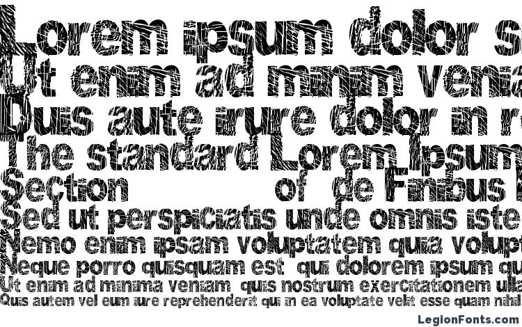 specimens Distorted and scratchy font, sample Distorted and scratchy font, an example of writing Distorted and scratchy font, review Distorted and scratchy font, preview Distorted and scratchy font, Distorted and scratchy font