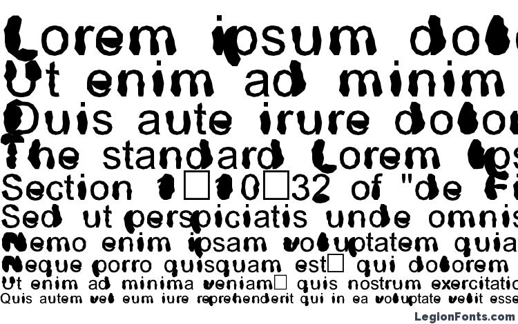 specimens Distrowt font, sample Distrowt font, an example of writing Distrowt font, review Distrowt font, preview Distrowt font, Distrowt font