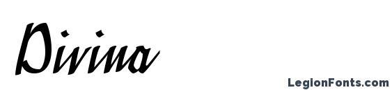 Divina Font