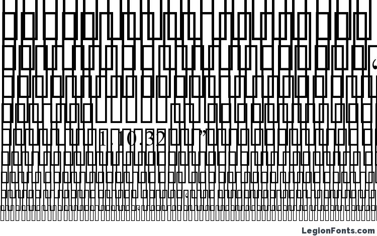 specimens Diwani Simple Striped font, sample Diwani Simple Striped font, an example of writing Diwani Simple Striped font, review Diwani Simple Striped font, preview Diwani Simple Striped font, Diwani Simple Striped font