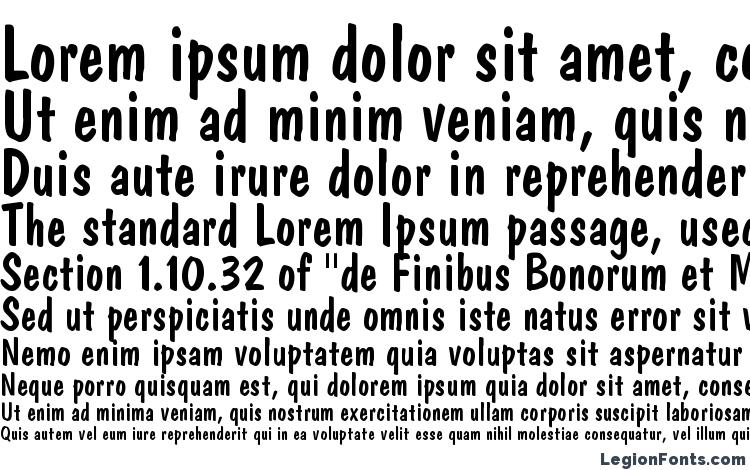 specimens DomCasual font, sample DomCasual font, an example of writing DomCasual font, review DomCasual font, preview DomCasual font, DomCasual font