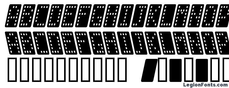 глифы шрифта Domino smal kursiv, символы шрифта Domino smal kursiv, символьная карта шрифта Domino smal kursiv, предварительный просмотр шрифта Domino smal kursiv, алфавит шрифта Domino smal kursiv, шрифт Domino smal kursiv
