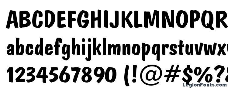 glyphs Domkrat Bold font, сharacters Domkrat Bold font, symbols Domkrat Bold font, character map Domkrat Bold font, preview Domkrat Bold font, abc Domkrat Bold font, Domkrat Bold font