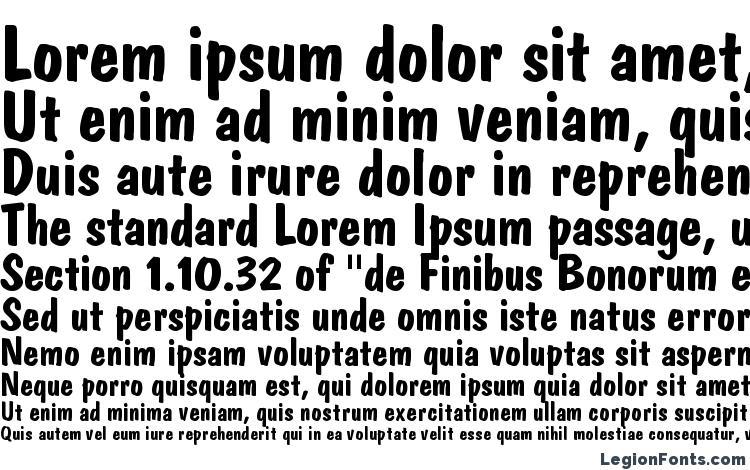 specimens Domkrat Bold font, sample Domkrat Bold font, an example of writing Domkrat Bold font, review Domkrat Bold font, preview Domkrat Bold font, Domkrat Bold font