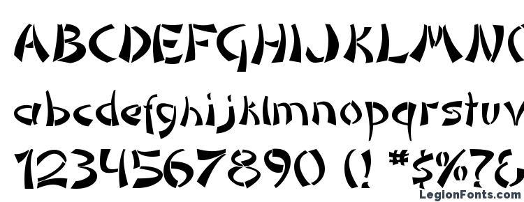 glyphs Domoan font, сharacters Domoan font, symbols Domoan font, character map Domoan font, preview Domoan font, abc Domoan font, Domoan font
