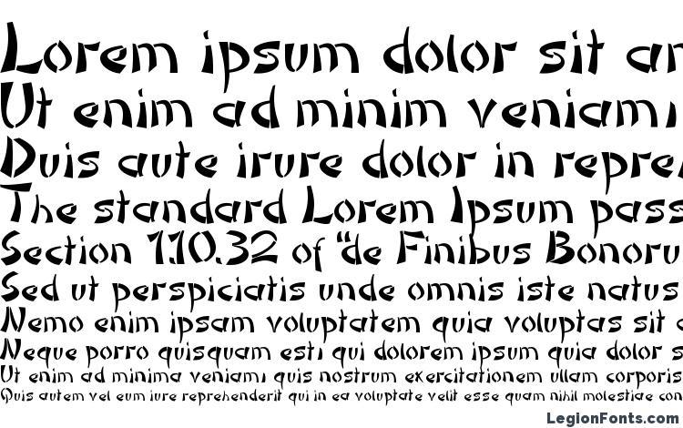 specimens Domoan font, sample Domoan font, an example of writing Domoan font, review Domoan font, preview Domoan font, Domoan font