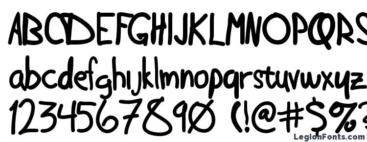 glyphs Douglas Hand Normal font, сharacters Douglas Hand Normal font, symbols Douglas Hand Normal font, character map Douglas Hand Normal font, preview Douglas Hand Normal font, abc Douglas Hand Normal font, Douglas Hand Normal font