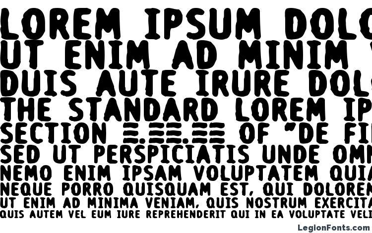 specimens Doyourthing font, sample Doyourthing font, an example of writing Doyourthing font, review Doyourthing font, preview Doyourthing font, Doyourthing font