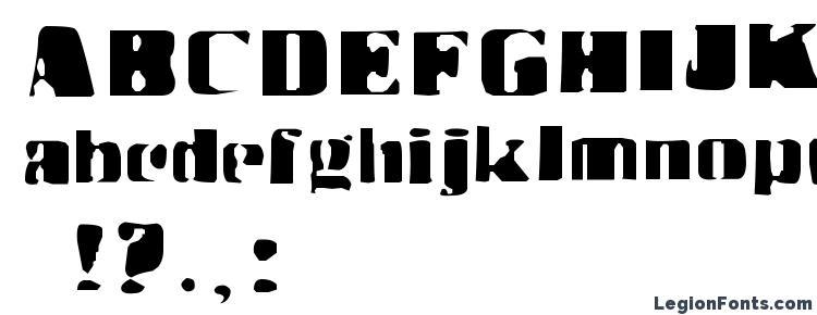 глифы шрифта Dr.Benway, символы шрифта Dr.Benway, символьная карта шрифта Dr.Benway, предварительный просмотр шрифта Dr.Benway, алфавит шрифта Dr.Benway, шрифт Dr.Benway