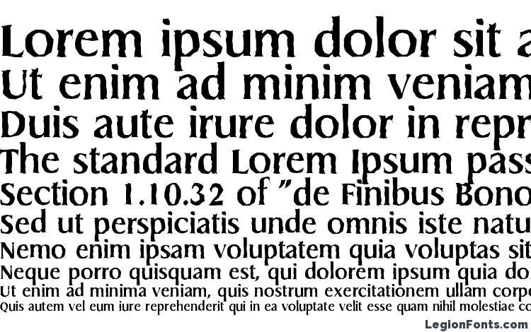 specimens DragonAntique Bold font, sample DragonAntique Bold font, an example of writing DragonAntique Bold font, review DragonAntique Bold font, preview DragonAntique Bold font, DragonAntique Bold font