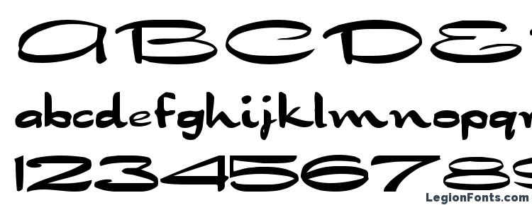 глифы шрифта Dragonwick bold, символы шрифта Dragonwick bold, символьная карта шрифта Dragonwick bold, предварительный просмотр шрифта Dragonwick bold, алфавит шрифта Dragonwick bold, шрифт Dragonwick bold